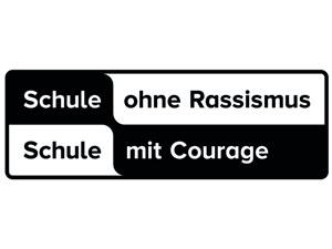 Logo: Schule ohne Rassismus Schule mit Courage