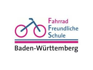 Logo Fahrrad Freundliche Schule