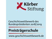 Körber Stifung Geschichtswettbewerb des Bundespräsidenten