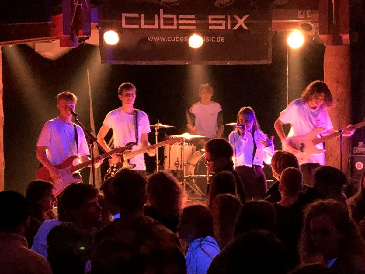 Foto von Cube Six Auftritt
