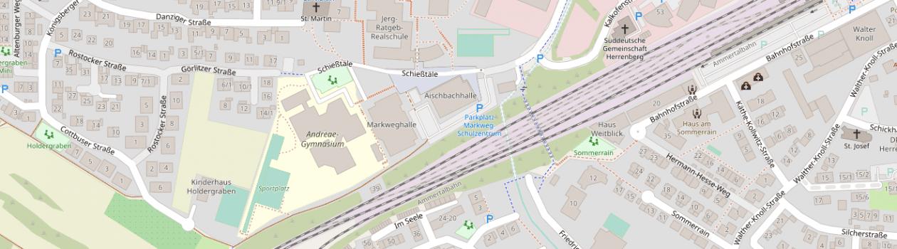 OSM Kartenausschnitt